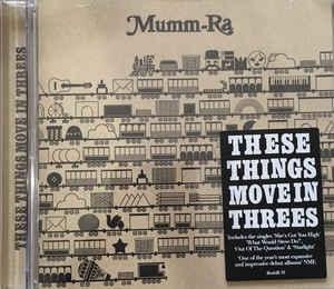 [수입] Mumm-Ra - These Things Move In Threes