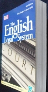 The English Legal System Paperback 9781859417553 - 6 edition  /사진의 제품  ☞ 서고위치:KN 6  * [구매하시면 품절로 표기됩니다]