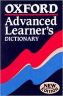 OXFORD ADVANCED LEARNERS DICTIONARY(F/C) ///CC24