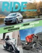 오토바이크 라이드 매거진 2018년-6월호 no 44 (Ride Magazine) (신214-6)