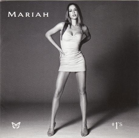 [일본반] Mariah Carey - #1's [+3 Bonus Track]