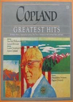 [LP] Composer's Greatest Hit Series: 13 Copland's Greatest Hits(위대한 작곡가씨리즈 제13집)