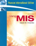 Using MIS second edition