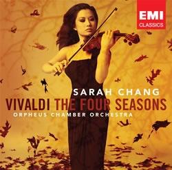 장영주 (Sarah Chang) / 비발디 : 사계 (Vivaldi : The Seansons) (EKCD0900)