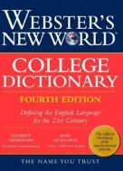 Webster's New World College Dictionary with CDROM (4TH ed.)