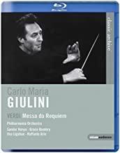 블루레이] 베르디: 레퀴엠(Verdi : Requiem) - Carlo Maria Giulini 카를로 마리아 줄리니[Blu-ray]