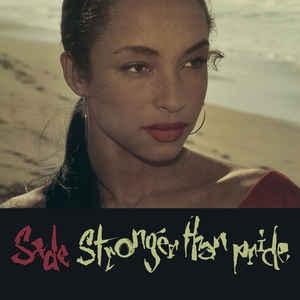[수입] Sade - Stronger Than Pride