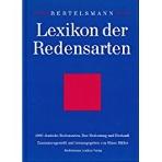 Lexikon der Redensarten (Hardcover)