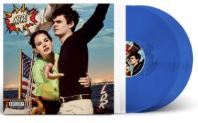 Lana Del Rey Norman F*cking Rockwell! (NFR!) (Limited Blue Colored Vinyl 2LP)