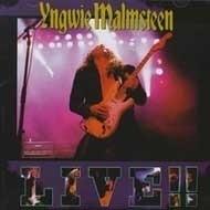 Yngwie Malmsteen / Live!! (2CD)