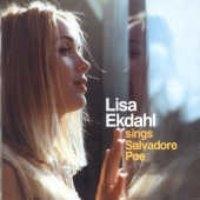[미개봉] Lisa Ekdahl / Sings Salvadore Poe