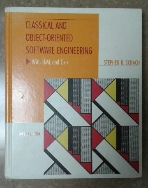 Classical And Object-Oriented Software Engineering With UML and C++ (Fourth Edition)