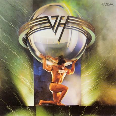 [일본반] Van Halen - 5150