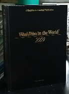 Who's Who in the World 2009