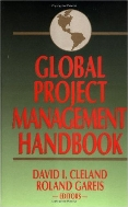 Global Project Management Handbook (ISBN : 9780070113299)