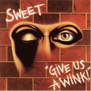 [수입] Sweet - Give Us A Wink