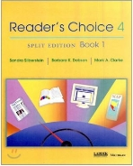 Reader's Choice 4 : Split Edition Book 1