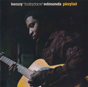 [수입] Kenny Babyface Edmonds - Playlist