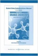 Solution Manual to Organic Chemistry (3rd Edition, Paperback)