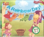 A Rainbow Day!, 3판 (Little Story Town, Level 3-7)   (ISBN : 9788925648989)