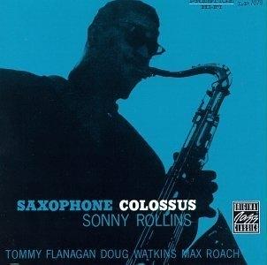 Sonny Rollins / Saxophone Colossus (20Bit/일본수입)