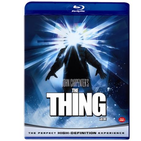 (블루레이) 괴물 (The Thing)