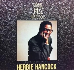 [중고] Herbie Hancock / Great Jazz History (일본수입)