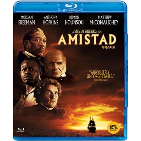 (블루레이) 아미스타드 (Amistad)