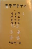 궁중무용무보 제7집 - 사선무·헌선도·문덕곡·경풍도 #