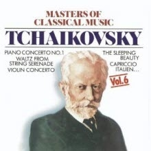 V.A. / Masters of Classical Music, Vol. 6: Tchaikovsky (수입/15806)