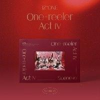 [미개봉] 아이즈원 (IZ*ONE) / One-reeler / Act IV (4th Mini Album) (Scene #3 Stay Bold Ver)(희귀)