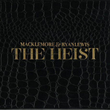 [수입] Macklemore & Ryan Lewis - The Heist [Digipack]