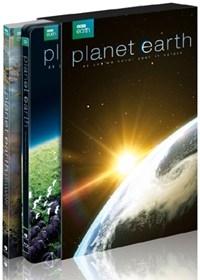 [블루레이] 살아있는 지구 [UCE스틸북 한정판] [6disc+100p.콜렉터스 가이드북/홀로그램 풀슬립 케이스]