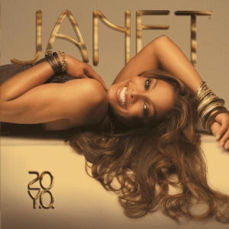 [수입/미개봉] Janet Jackson - 20 Y.O. (Years Old)