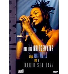 [DVD] Dee Dee Bridgewater / Sings Kurt Weill Live At North Sea Jazz (수입/미개봉)
