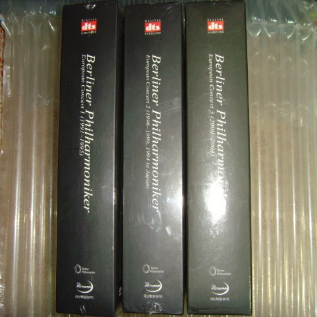 유로피안 콘서트 박스세트 [EUROPEAN CONCERT BOX SET] 새상품 입니다.