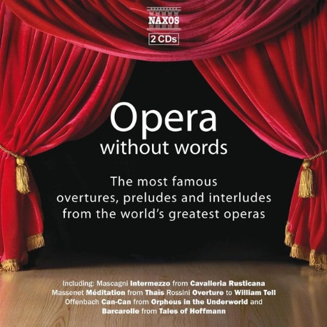 Opera without words 관현악 오페라