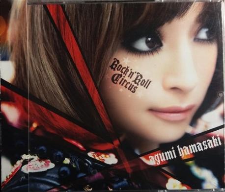 [일본반] Hamasaki Ayumi (하마사키 아유미) - Rock 'n' Roll Circus [CD+DVD]