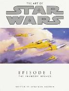 스타워즈 에피소드1: 보이지 않는 위험-아트북(The Art of Star Wars Episode I : The Phantom Menace)