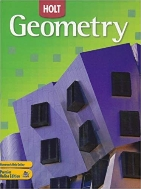 Geometry (Hardcover) Holt Geometry