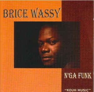 [수입] Brice Wassy - N'ga Funk