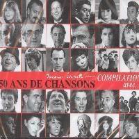 [미개봉] V.A. / Jacques Canetti presente 50 Ans De Chansons Compilation (2CD/수입/미개봉)