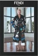 FENDI Roma - resort 2017 women collection