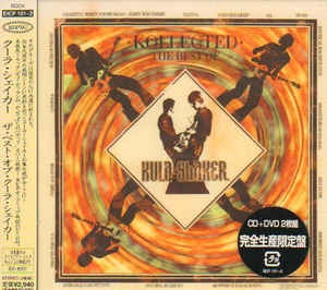 [일본반] Kula Shaker - Kollected (The Best Of) [CD+DVD][초회한정반]