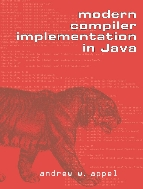 modern compiler implementation in java ( basic techniques )