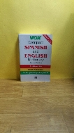 VOX Compact SPANISH and ENGLISH Dictionary(2e)