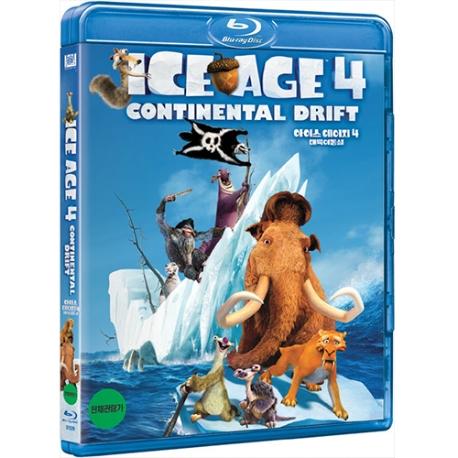 블루레이) 아이스 에이지 4 : 대륙 이동설 (Ice Age 4 : Continental Drift)