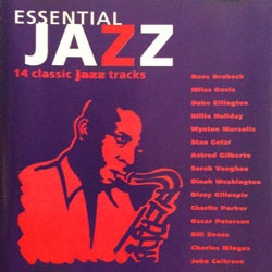 [중고] V..A. / ESSENTIAL JAZZ 14 Classic Jazz Tracks (수입)
