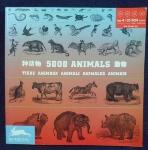 5000 Animals [CD 4장 포함] / 사진의 제품    / 상현서림  ☞ 서고위치:RX 1 *[구매하시면 품절로 표기됩니다]