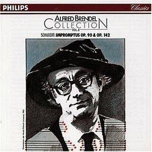 ALFRED BRENDEL Collection Vol. 8 SCHUBERT IMPROMPTUS OP. 90 & 142